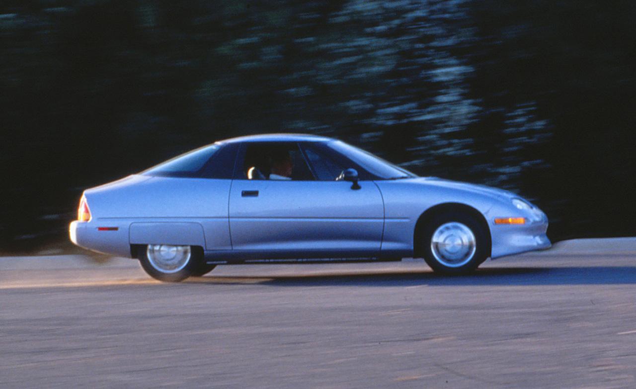 GM-EV1