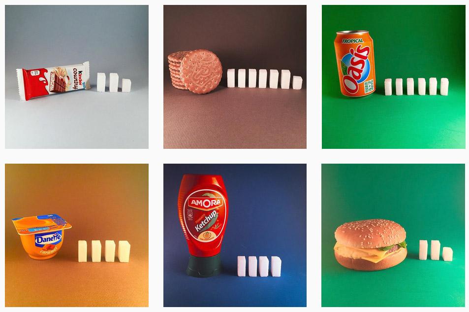Comparatif sucre